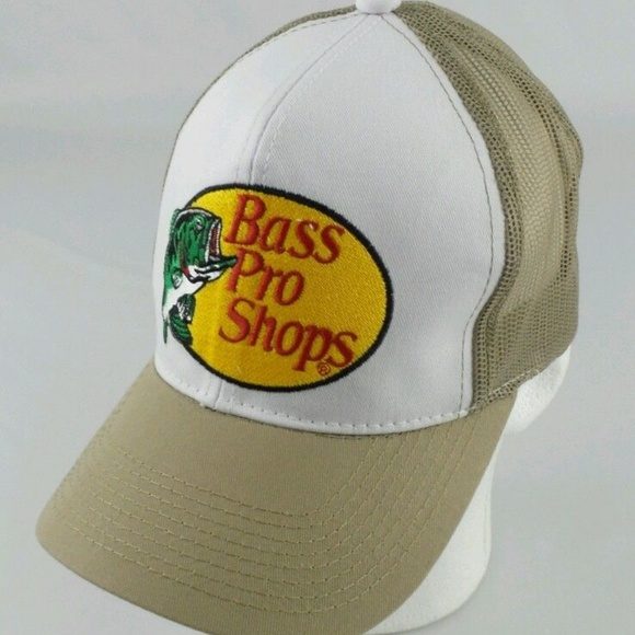 2d2091ab0d0 Bass Other - Bass Pro Shops Mesh Trucker Fishing Hat Cap